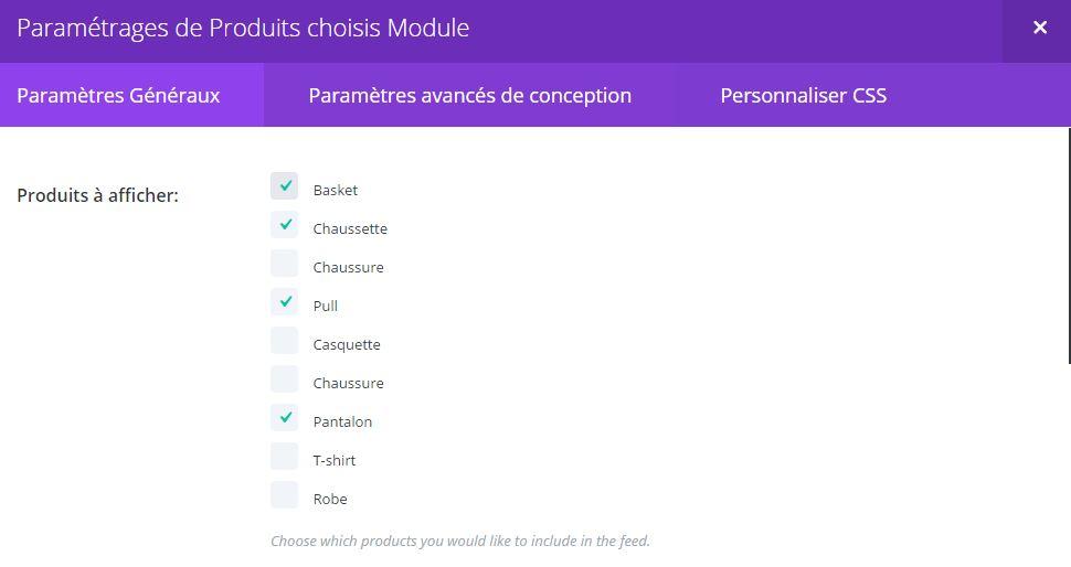 module-woocommerce-pour-divi